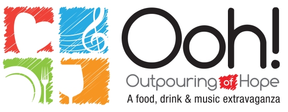 2012 Ooh! Outpouring of Hope Food, Drink & Music Extravaganza!